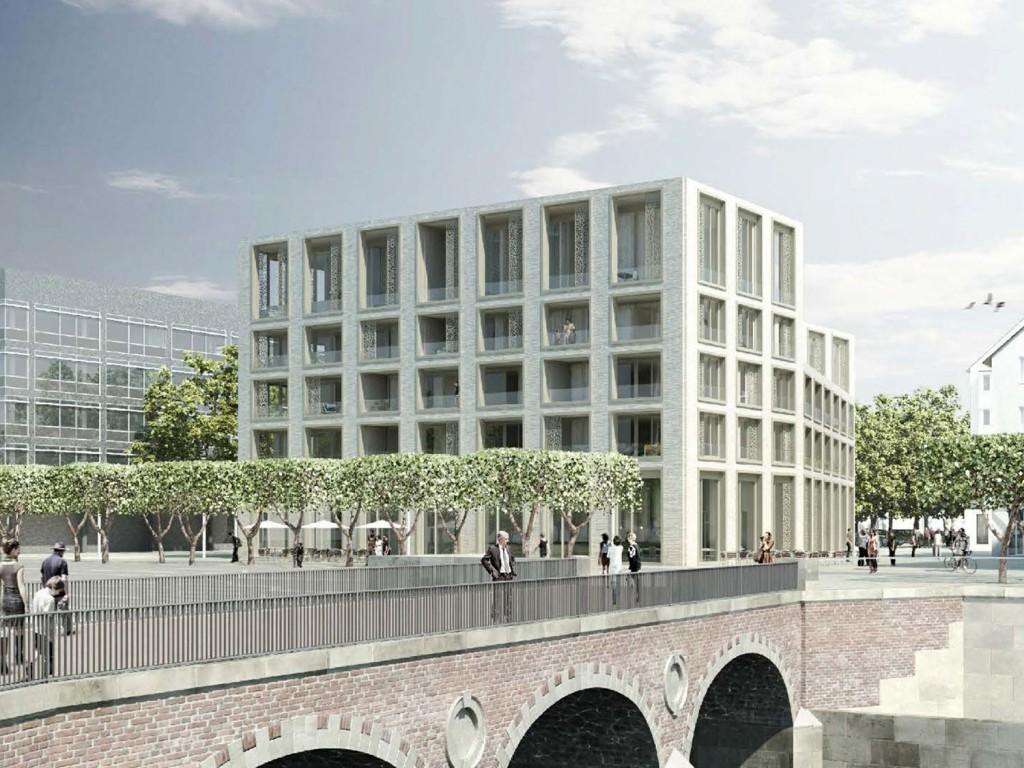 Am Hohen Ufer, Hannover | Foto: Architekten BKSP