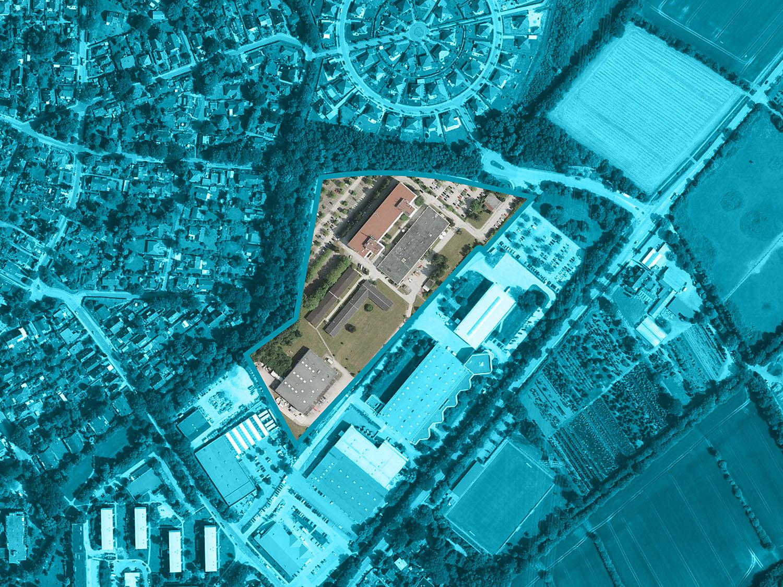 Büro-, Gewerbe- und Wohnpark, Hamburg, 2015 - 2020, 50.000 m² BGF