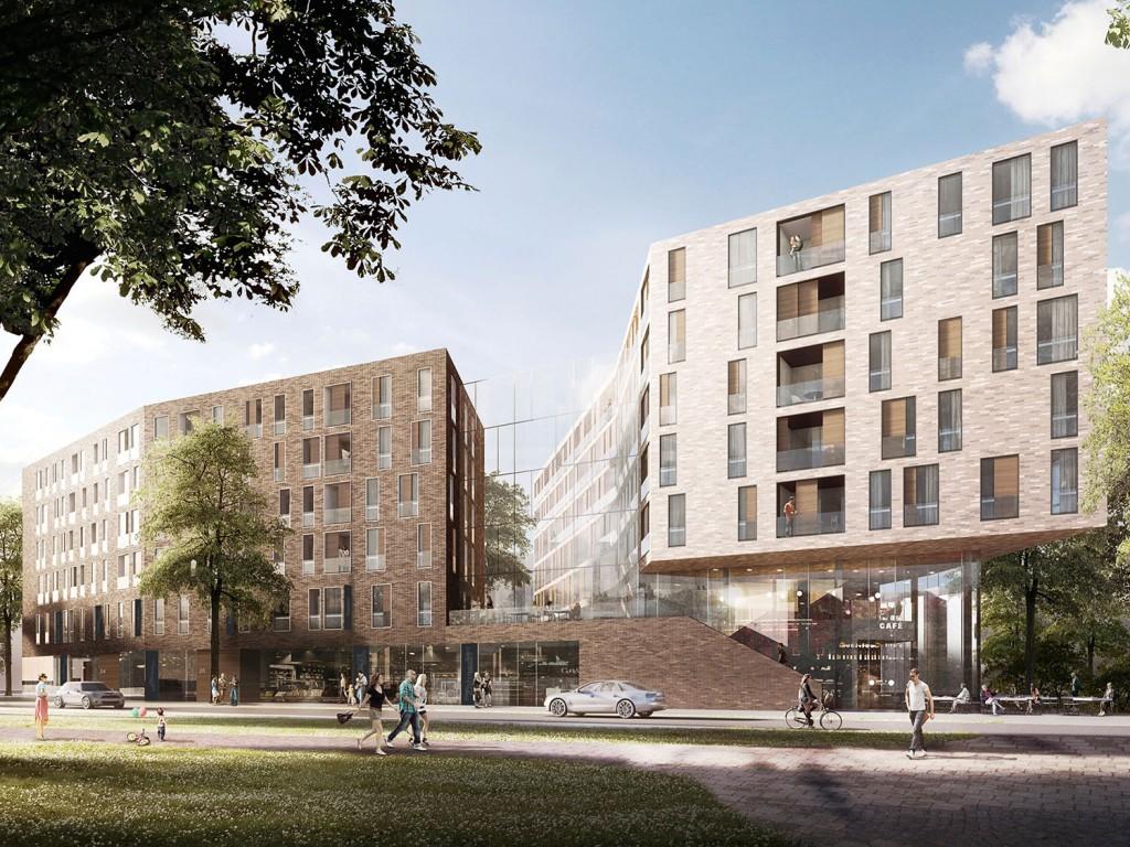 Lindenhof | Foto: DFZ Architekten