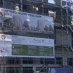 Quartierseingang-Vogelkamp-Baustellenschild-Fortschritt-P3-Projektpartner